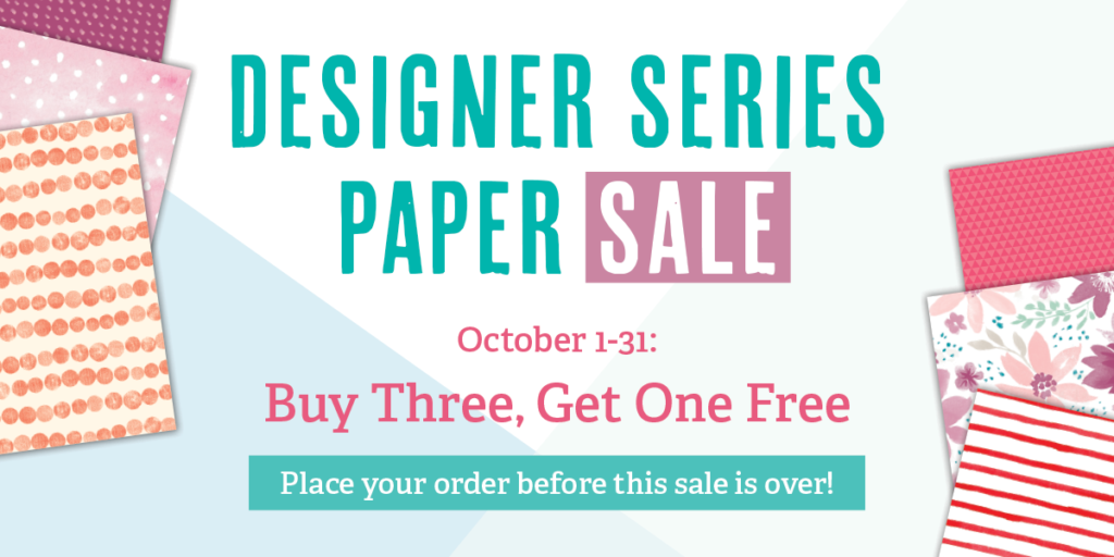 Designer Series Paper Sale, #stampinup, #stampmecrafty