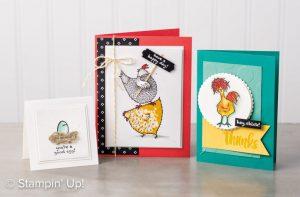 Hey chick, sale-a-bration, stampin' up!, stampmecrafty.com