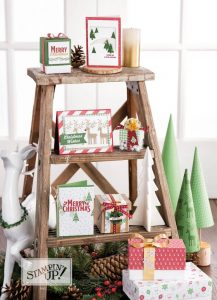 Holiday Stamp a Stack, stampmecrafty.com, stampin' up!, Christmas Cards, Holiday Classes