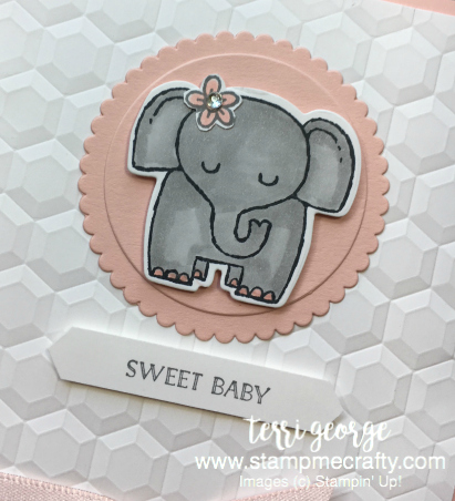 A little wild for a baby shower, Pals June Blog Hop, Handmade Cards, Baby Cards, Baby shower Cards, baby girl cards, itty bitty greetings, a little wild, elephants