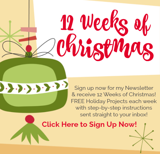12 weeks of christmas, terri george, stamp me crafty, stampin  up, christmas ideas, holiday projects, cards, gifts, tags