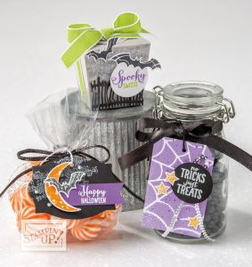 Spooky Sweets, Stamp Me Crafty, Halloween Class, Holiday Catalog, Stampin' Up!