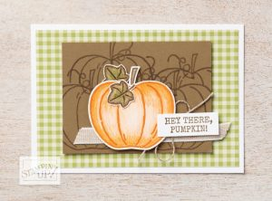 Monthly Card Class, Handmade Cards, Fall, Autumn, Stampin' Up!, Terri George