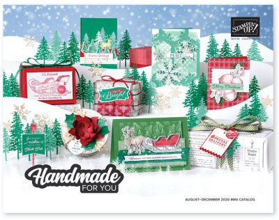 Holiday Mini 2020, Stampin' Up! Handmade for You, Christmas, Halloween, Fall, Autumn